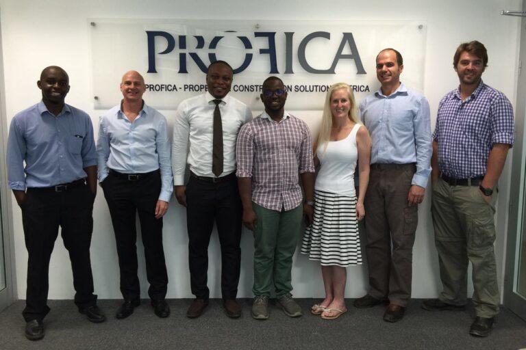 New office premises in Ghana