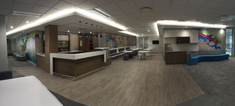 Profica delivers another successful design and build fit out solution