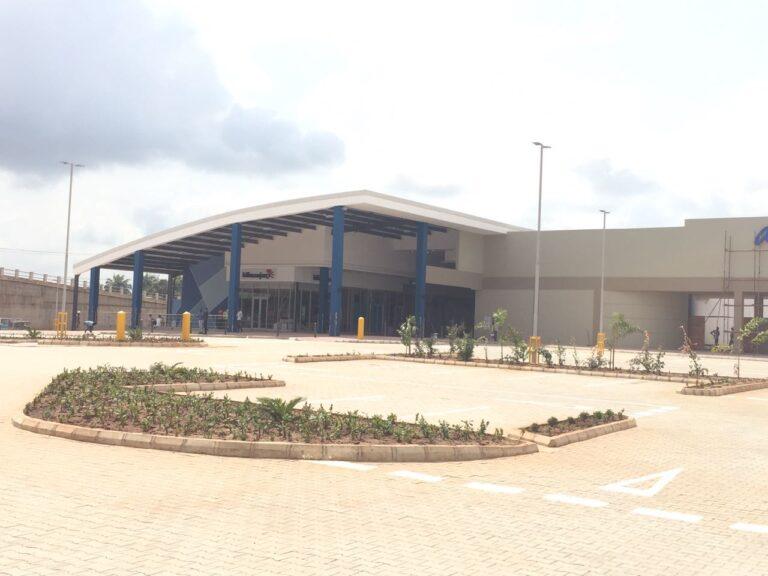 ASABA Mall Opening