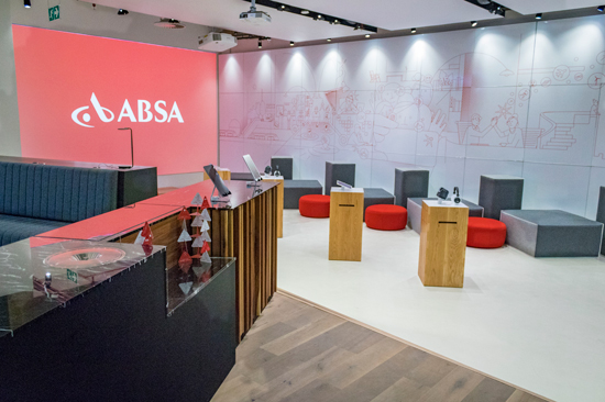 Profica's extensive retail Design & Build capabilities rewarded by Absa contract renewal
