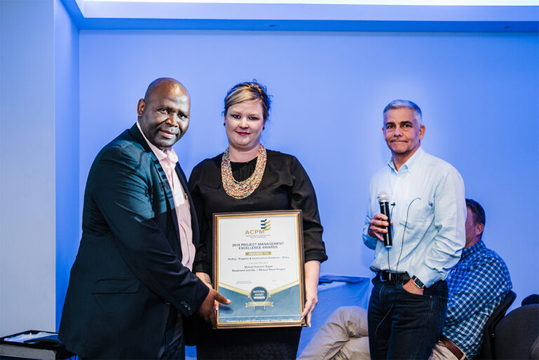 Profica wins ACPM Excellence Award SA for No.1 Mutual Place