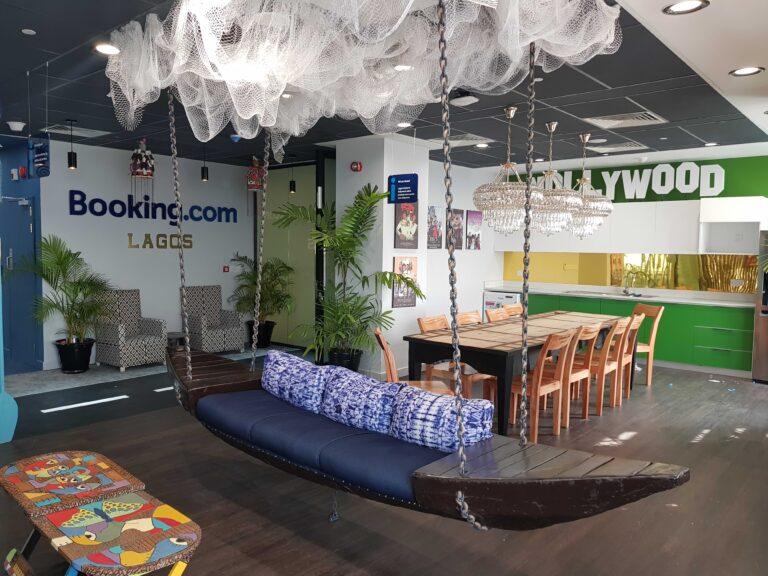 Profica completes Booking.com offices in Lagos, Nigeria