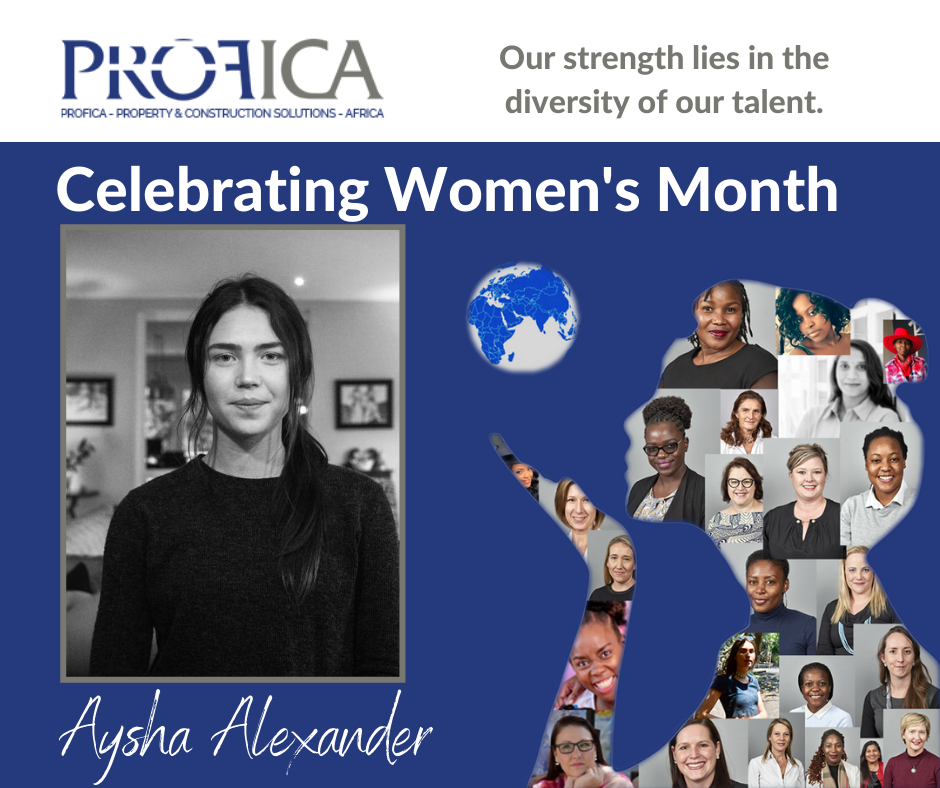Women's Month: Aysha Alexander – a bright career in property development and investment ahead