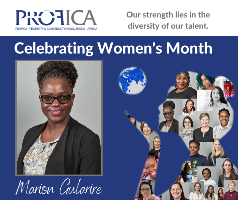 Women's Month: Getting to know Marion Gularire