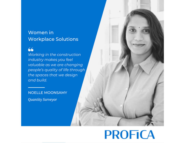 Women in workplace solutions – meet Profica's Noelle Moonsamy